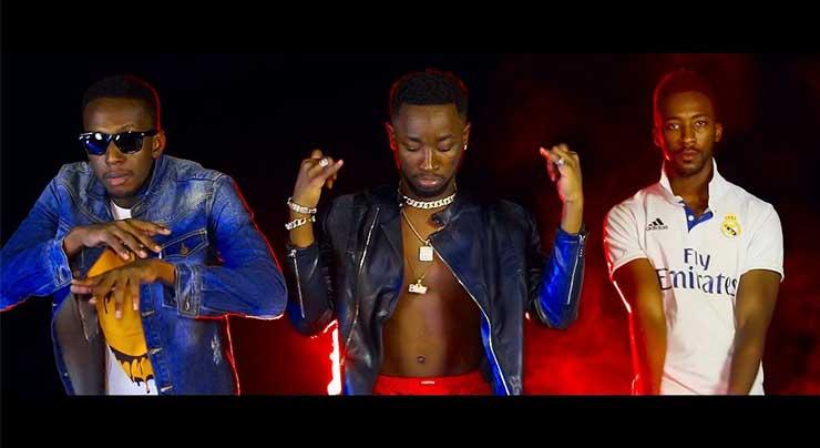 BLACK ISMO Ft. 2BTO KING, BIGMOH et DR KEB - RAP JUNKY REMIX - Mixtape THE BLACKSTAPE VOL. 2 (VidéoClip 2018)
