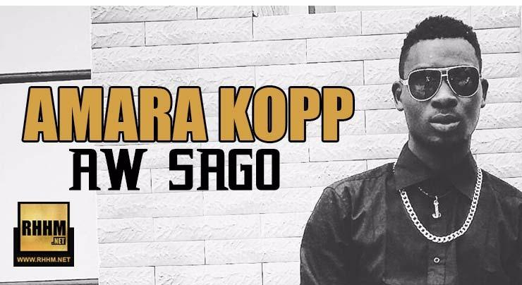 AMARA KOPP - AW SAGO (2018)