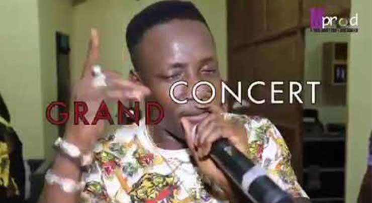 KING KJ prépare son concert POUR LE JOUR DE LA FÊTE de RAMADAN