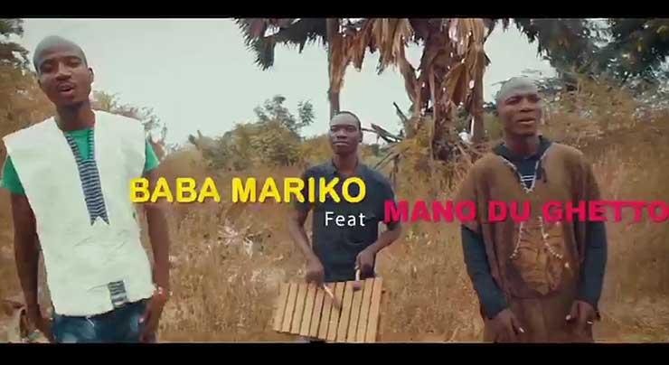 MARIKO BABA annonce le nouveau clip BALANIZÉ pour jeudi