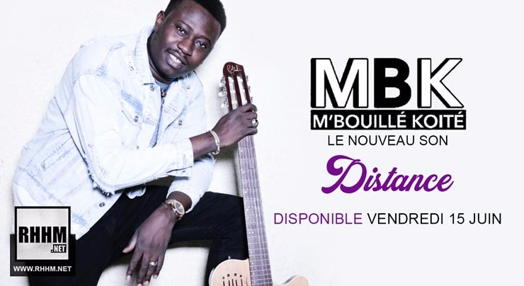 M'BOUILLÉ KOITÉ - DISTANCE (2018)