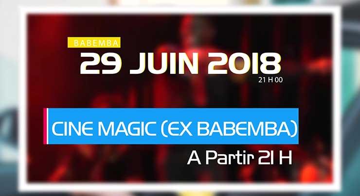 M'BOUILLÉ KOITÉ en CONCERT le VENDREDI 29 JUIN à 21H au CINÉ MAGIC (EX-BABEMBA) à BAMAKO