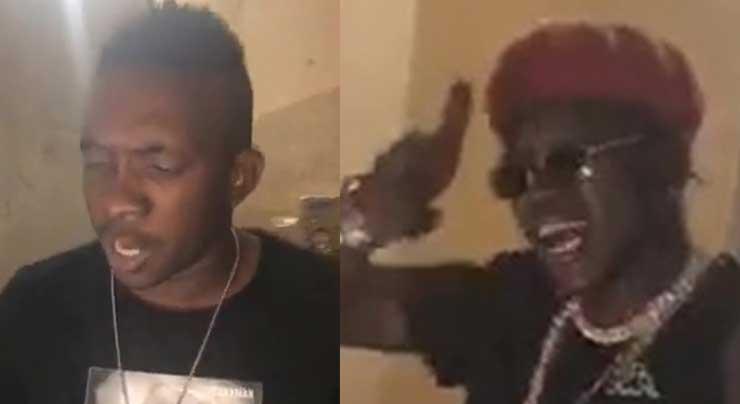 ADJI-ONE CENTHIAGO et TITI LIL IBA préparent une mixtape