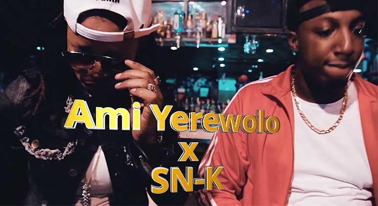 AMI YÈRÈWOLO Ft. SN-K - NIADJÈ (VidéoClip 2018)