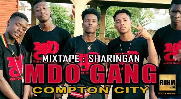 MDO GANG - COMPTON CITY (2018)