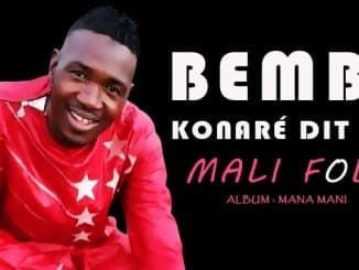 BEMBA KONARÉ DIT BEN - MALI FOLI (2020)