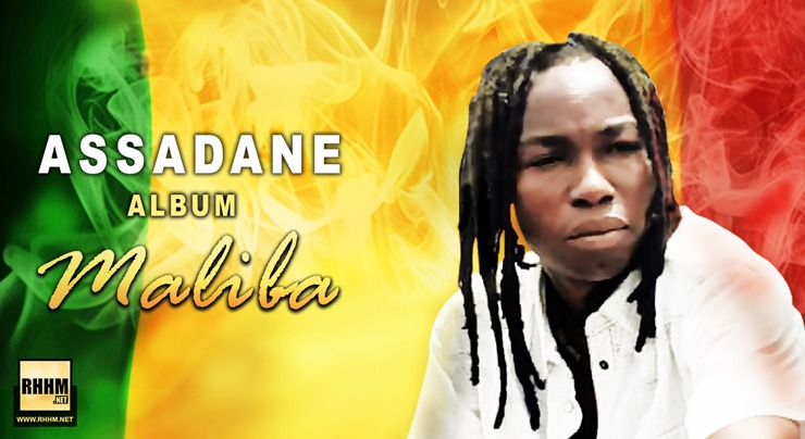 ASSADANE - MALIBA (Album 2020) - Couverture