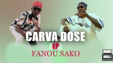 CARVA DOSE - FANOU SAKO (EP 2021)