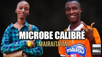 MICROBE CALIBRÉ - MAIRAITAITAI (2021)